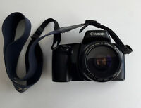 """Canon EOS Rebel """"S"""" film camera with 35 - 80 mm lens"""