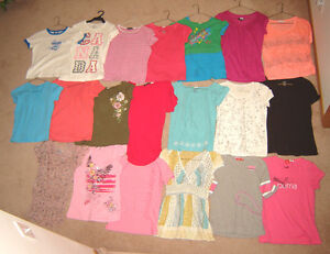 Girls Winter and Spring Jackets, Clothes - sz 10, 12, 14 Strathcona County Edmonton Area image 10
