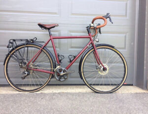 Surly disc LHT - HUGE price drop for components