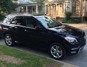 EasternLease.ca-2013 Mercedes-Benz ML350 Bluetec lease takeover
