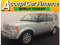 Land Rover Discovery 3 2.7TD V6 2009MY XS FROM £67 PER WEEK
