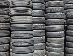 Used tires installed and balanced for $39. Best price in London
