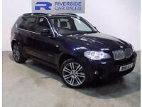 2011 BMW X5 XDRIVE40D M SPORT 5DR AUTO 5 DOOR ESTATE
