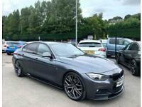 2013 BMW 320d M Sport 4dr Step Auto [Business Media]