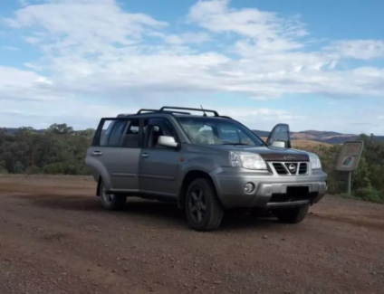 Nissan X-Trail 2003 in great condition