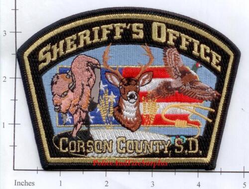 South Dakota - Corson County Sheriff