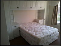 Ideally situated, close double bedroom close to Preston Park station.