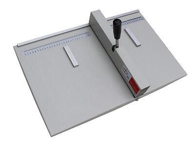 18 460mm Manual Paper Creasing Machine Paper Scoring Creaser