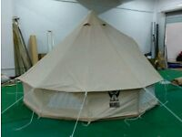 5M BELL TENTS. BEST PRICE ON MARKET.