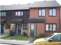 1 bed maisonette Kidlington OX5 with garden and parking