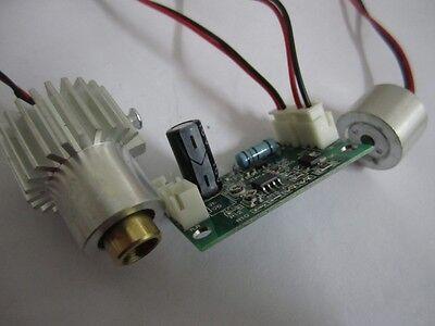 Lab 532nm 100mw Green Laser Module660nm 200mw Red Module With Driver Boardttl