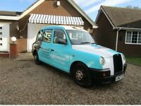 LTI LONDON TAXIS INT TX4 SILVER EDITION DIESEL AUTOMATIC CHOICE OF 2 !!!