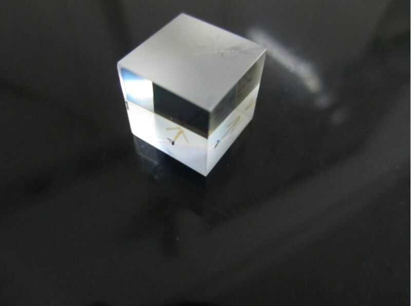 Laser Beam Combine Prism Mirror for 638nm~ 650nm red Diode & Laser Module