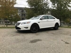 2010 FORD TAURUS AWD SAFETIED
