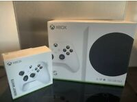 Xbox Series S Console + Additional Controller - BRAND NEW SEALED