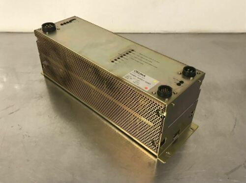 "Okuma E0451-521-037 Opus 5000 Glp Power Supply ""working Unit"""