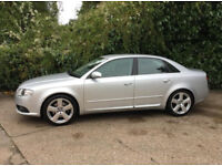Owner From New Audi A4 2.0 TDI S Line Saloon