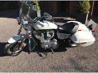 Harley-Davidson Sportster Super Low XL883L 13 883cc
