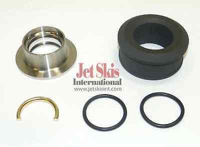 Carbon Seal - New SeaDoo 4-TEC Drive Shaft Carbon Ring Seal Rebuild Kit GTI GTS GTX RXT WAKE