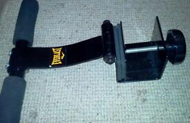 Everlast under door ab exerciser, as new