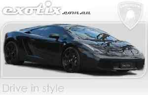 Ride in a Lamborghini Gallardo - 20 Minute Ride (On Sale!) Scarborough Stirling Area Preview