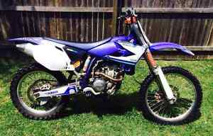 Yamaha YZ250F Bray Park Pine Rivers Area Preview