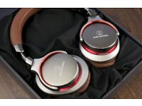 Audio Technica ATHMSR7GM Headphones