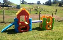 Kids Play Gym with Sprinkler Bar Kilcoy Somerset Area Preview