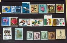 1968 Australian Decimal Issues. Mint 20 stamps Hillvue Tamworth City Preview