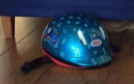 Thomas The Tank Engine cycle helmet