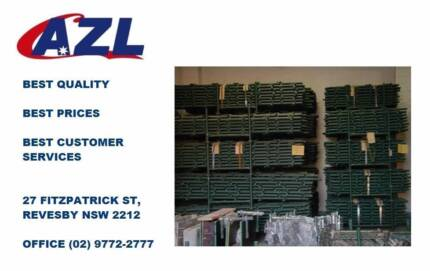 Brand new Painted & Galvanized Steel Scaffold!