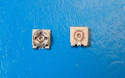 Panasonic 1k Pot Evm1esx30b13 4mm Square Smd, Rohs, 50pcs