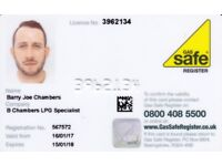 GAS SAFE REGISTERED PLUMBER, GAS & HEATING ENGINEER, LPG SPECIALIST, NATURAL GAS.