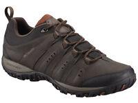 Original Columbia Peakfreak Nomad Waterproof Outdoor Walking Shoes, new