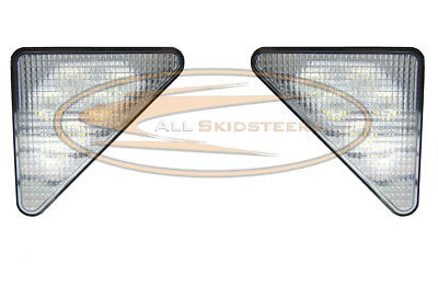 Bobcat Led Head Light Kit Rh Lh Lamps 751 753 763 773 863 864 873 883 963 Skid
