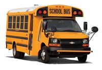 Driver wanted for school bus and coach.