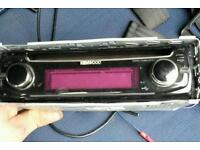 Kenwood CD Player w/ Aux In
