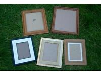 Job lot picture frames