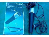 Phillips Omnidirectional Microphone N 8212