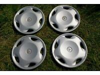 Citroen 13 inc car wheel hubs covers