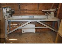 Draper Variable Wood Lathe