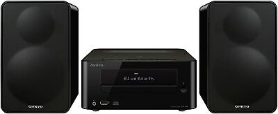 Onkyo OCS265B CD Hi-Fi Mini Bluetooth Home Audio System,