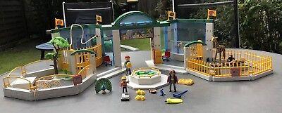 Playmobil 3240 Tiergarten Zoo