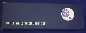 1967 special mint set. The