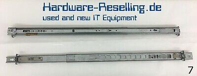 Dl360 G4 (HP RACK-MONTAGE-SCHIENEN (365002-002 / 364998-001) für DL360 G4 G5 G6 G7)
