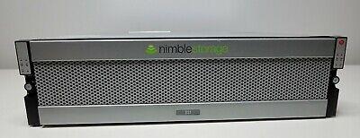 Nimble Storage Expansion Shelf ES1-H85 Dual Controllers !NO HARD DRIVES!