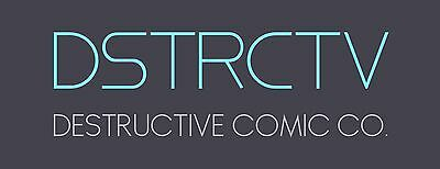 DESTRUCTIVE COMIC COMPANY