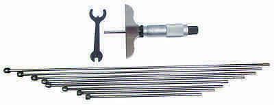 0-9 Micrometer Depth Gage 2-12 Base 440-9l 52121 Starrett