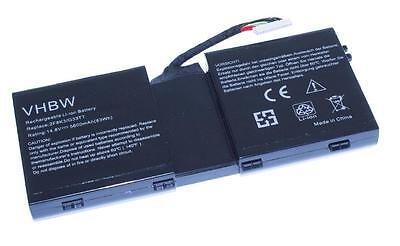 Bateria 5600mAh para Dell Alienware 17, 18, M17X R5, M18X R3