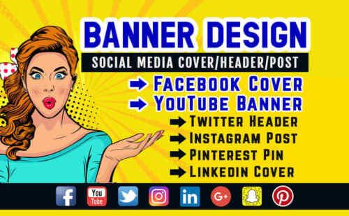 Personalized Banner Design Service